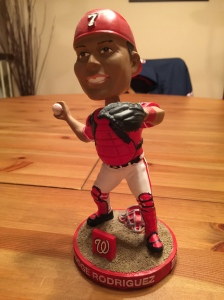 Pudge Bobblehead